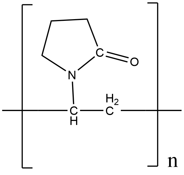 Crospovidone. PVPP AG0101 TYPE A PVPP AG0102 TYPE B